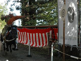古式流鏑馬