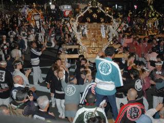 第27回 寒河江神輿の祭典