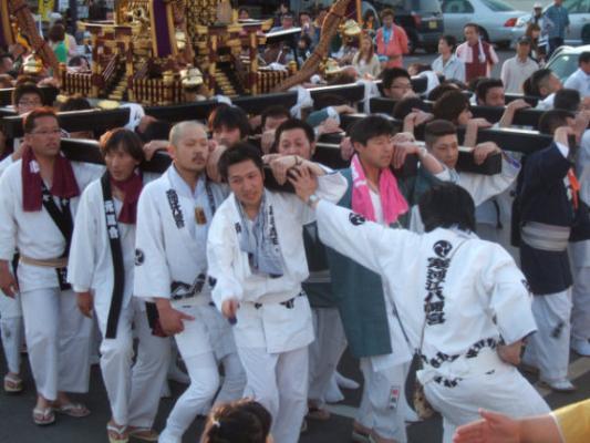 寒河江3地区祭礼